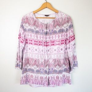 Crosby blouse/ top